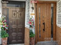 断熱性を高めたスマート玄関ドア 断熱仕様がおすすめです。