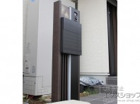 ファンクションユニット ウィルモダン 玄関ドアとコーディネート シックなデザイン