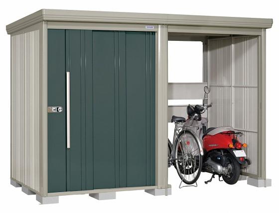 自転車 置き場 物置 自転車用の物置おすすめ5選!大切な自転車をしっかりと管理しよう!