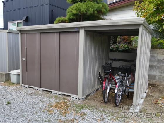 置き場 倉庫 自転車