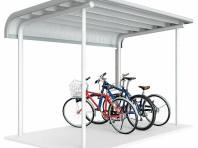 イナバ物置 自転車置場 BPタイプ 多雪地域 独立タイプ