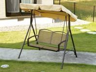 ガーデン用ロッキングベンチ