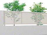 ライシスフェンス 3型 太横桟