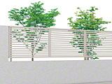 プレスタフェンス 3型 太横桟
