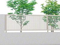 ライシスフェンス 7型 井桁格子