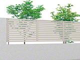 プレスタフェンス 7Y型 横スリット