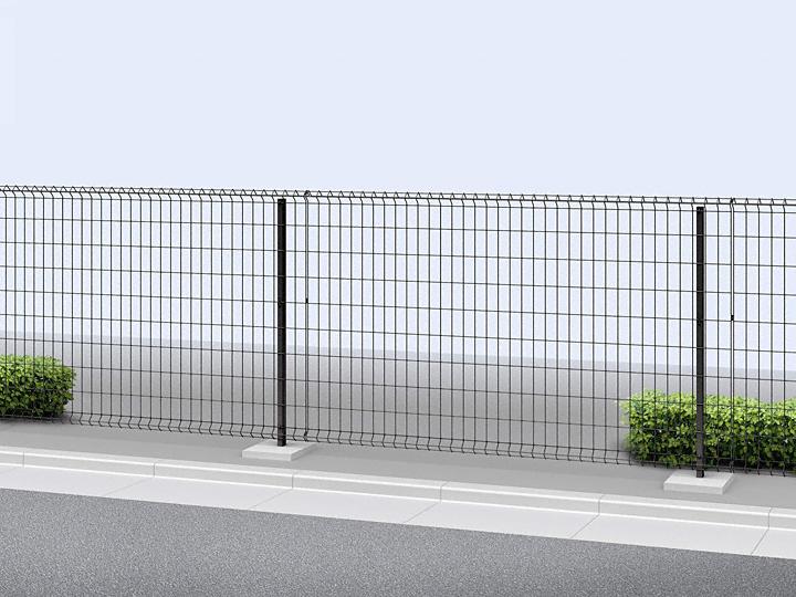 イーネットフェンス1F型 高尺タ...