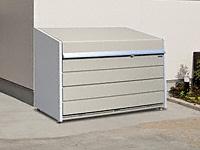 ダストボックスミニ パネル床タイプ DBN-187P 1000L