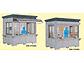 イナバの物置・屋外倉庫 ナイソーGMタイプ  多雪地型 2460×1880×2270 SMK-47SGM画像2