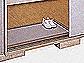 イナバの物置・屋外倉庫 ナイソーGMタイプ  多雪地型 2460×1880×2270 SMK-47SGM画像3