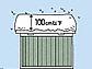 イナバの物置・屋外倉庫 ネクスタ 多雪地型 2210×1370×2075 NXN-30S画像3