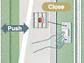 イナバの物置・屋外倉庫 ネクスタ 多雪地型 2630×1370×2375 NXN-36H画像1
