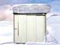 タクボの物置・屋外倉庫 Mr.ストックマンダンディ 多雪型 結露減少型 3232×1922×2110 ND-SZ3219画像3