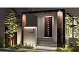 洗練されたトータルデザインで、美しい玄関アプローチを演出プラン
