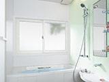 インプラス 引違い窓 2枚建 浴室仕様