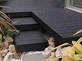 天然木タンモクアッシュデッキセット 塗装済み床板